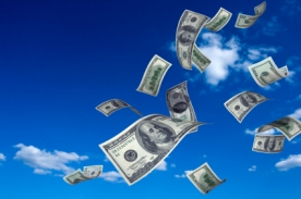 money clouds Double Your Income Next Year